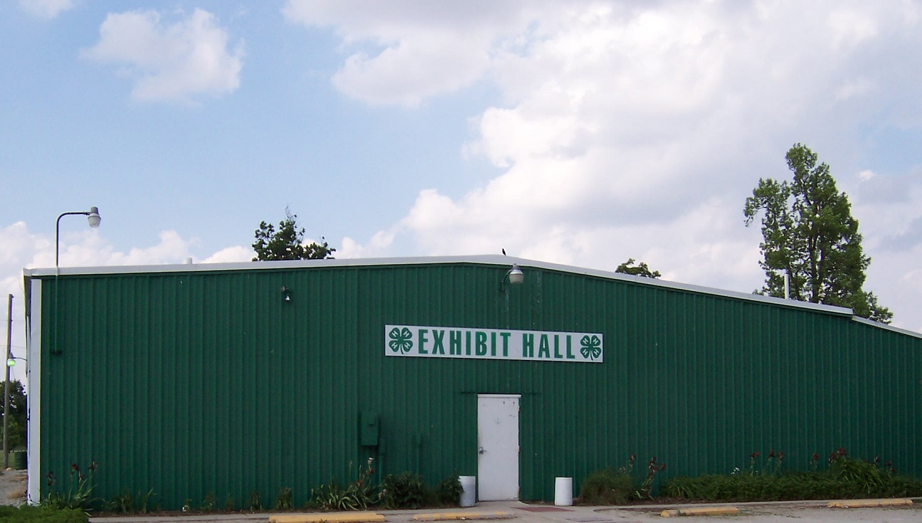 Jay County 4-H Building