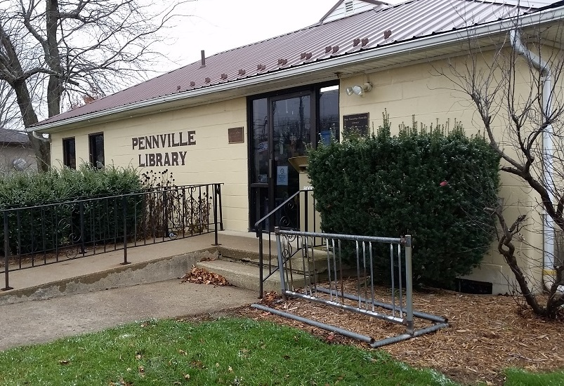 Pennville Library