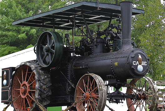 Antique Gas Engine & Tractor Show