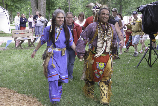 Gathering of Great Lakes Nations Powwow