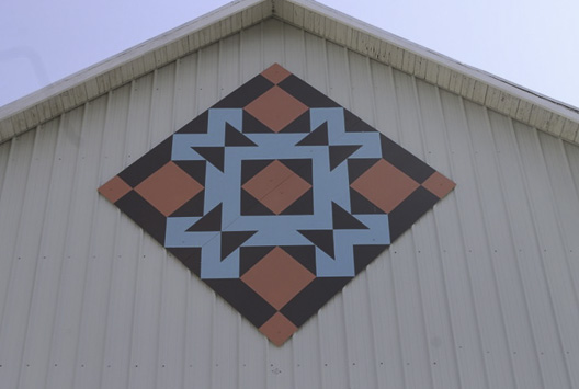 Quilts Scattered Around Jay County